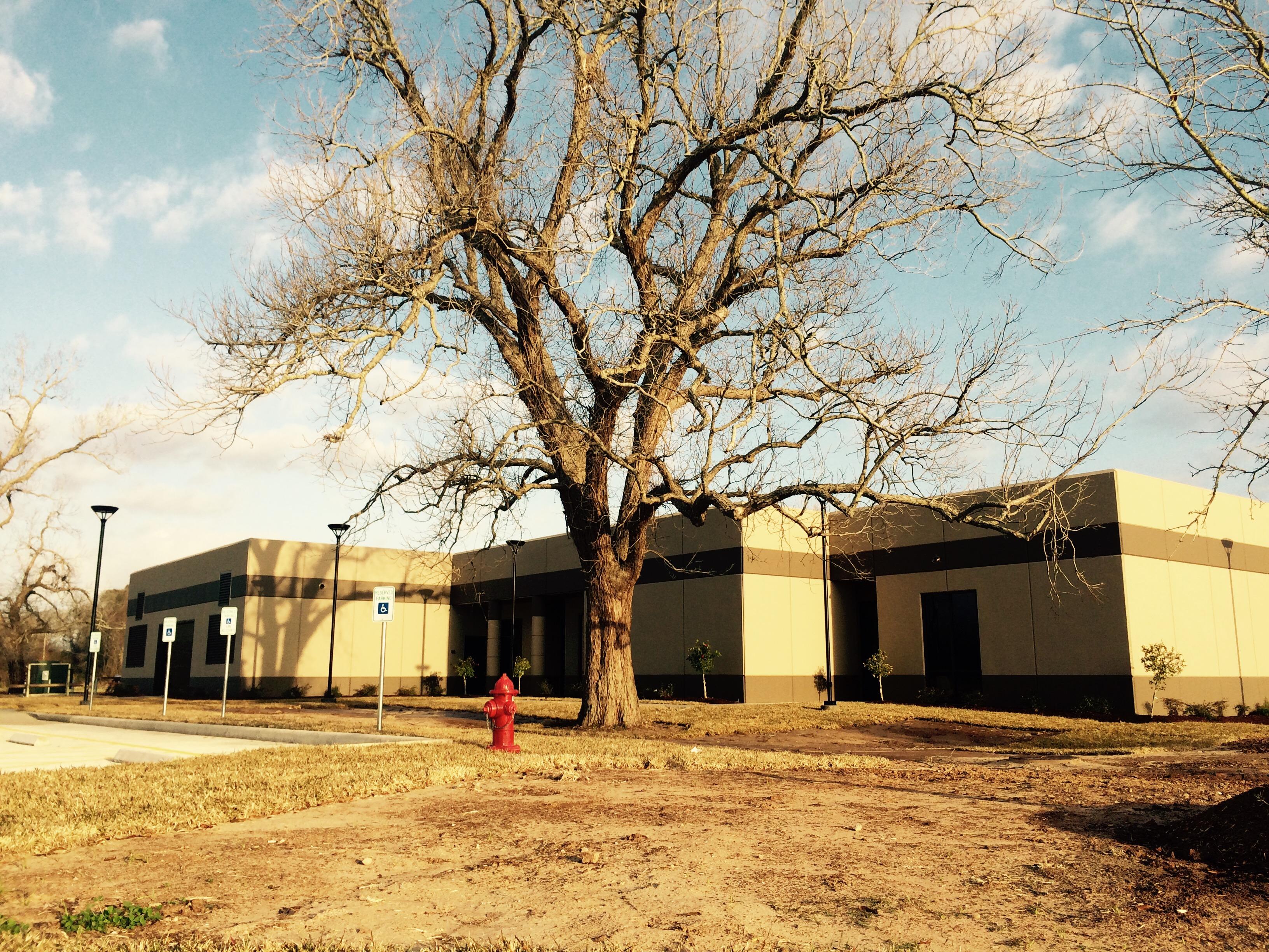Brazosport College Welding Lab