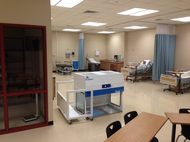 Pearland ISD - Turner Renovations - Dental Lab