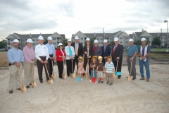 San Jacinto College Child Care Ground Breaking