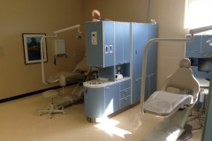 Pearland ISD - Turner Renovations - Dental Lab