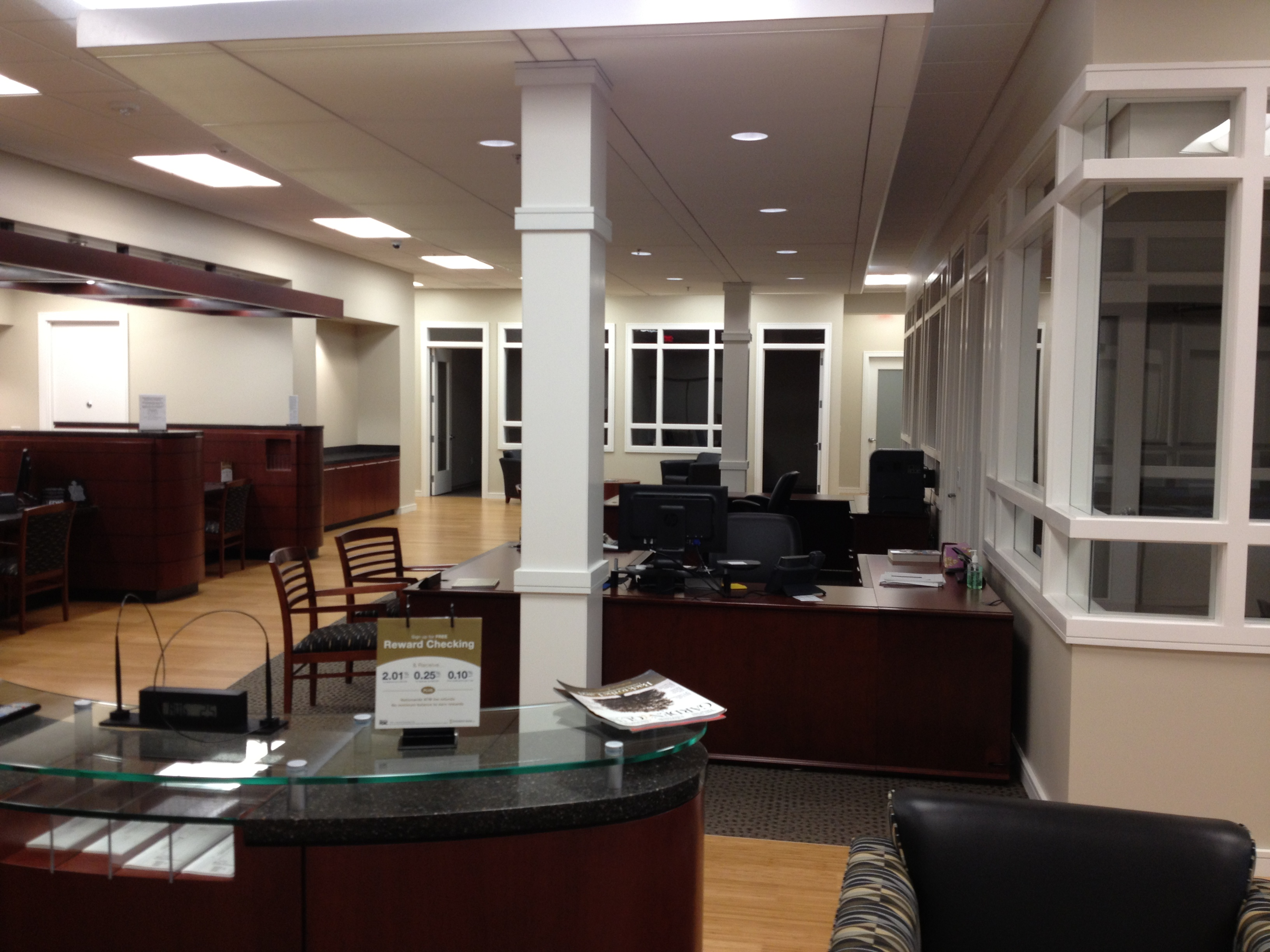 Texas Gulf Bank - The Woodlands