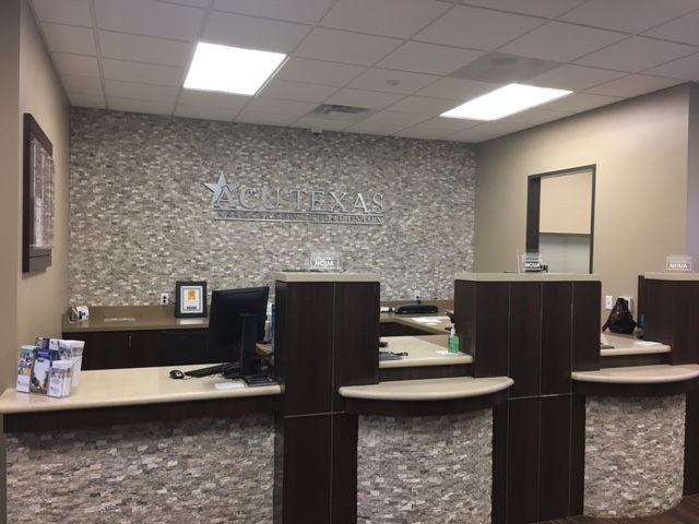 ACU Brenham - Disaster Recovery Center