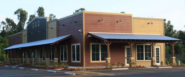 Northwest Pines Club House