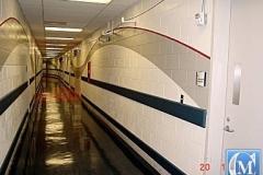 Compaq Center Flood Repair
