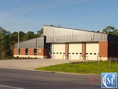 City of LaPorte Fire Station No. 4